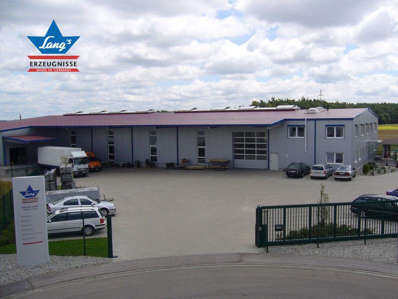 EWALD LANG GmbH & Co.KG - 91595 Burgoberbach